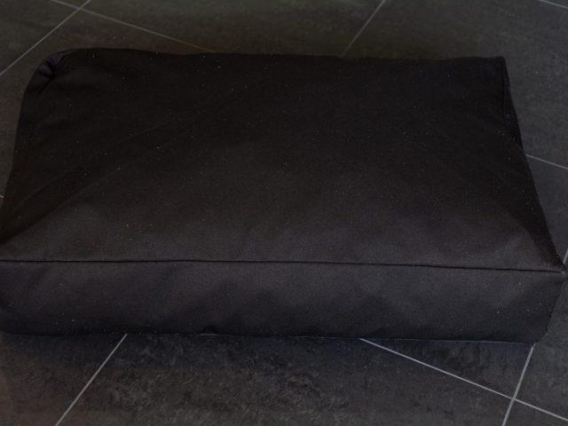 Groen hondenkussen polyester katoen