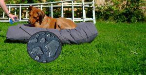 Waterafstotend hondenkussen
